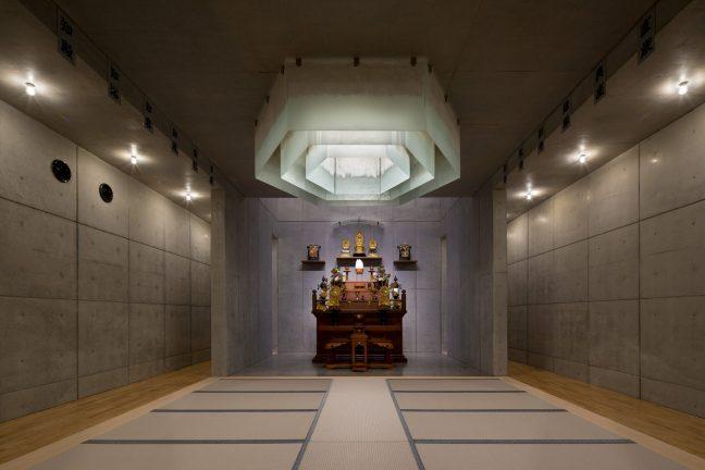 The Shinkouji [Shinkyoji] Temple in 2014, after its renovation.