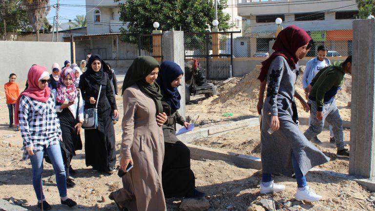 minecraft - echipa Gaza