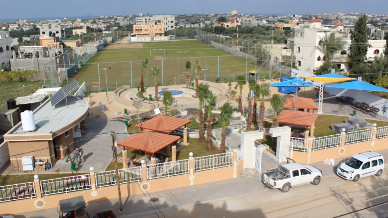 minecraft - gradina Gaza