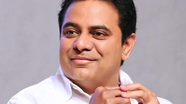 IT Minister K.T. Rama Rao