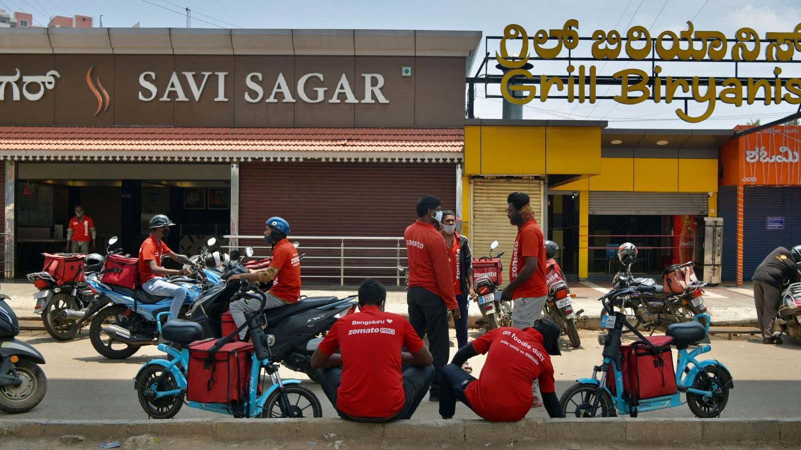 India's restaurants say they feel trapped under Zomato's control
