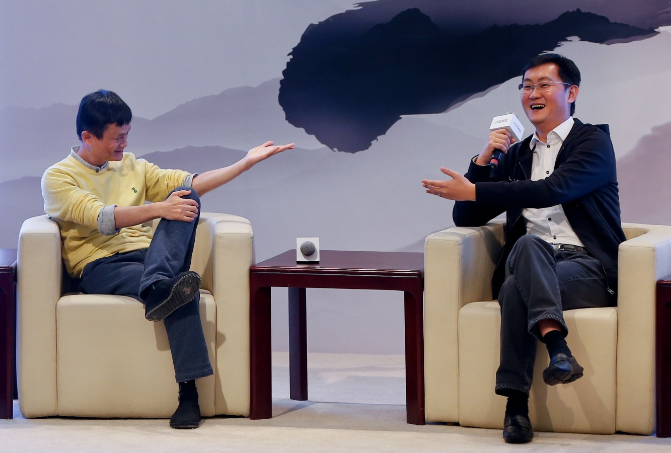 Alibaba and Tencent are getting ahead of Beijing's sweeping internet reforms