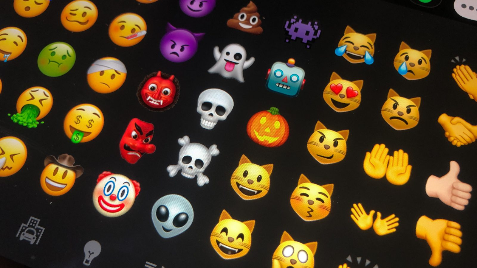 ⚠️ Caution! ⚠️ These emoji mean different things in different countries